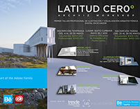 LATITUD CER0º ARCHVIZ WORKSHOP ECUADOR