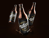 Wille Bier | Beer Logo and Packaging