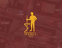 Serdica Riddles   Self Guided Tour App and Branding