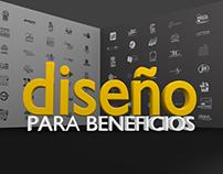 1997 - 2017 Diseño para #Beneficios