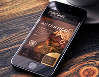 Restaurante Nanka - Website