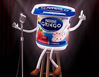 Examen Nestle Griego