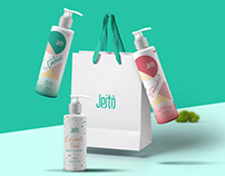 Jeitô • Branding Project