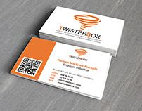 Tarjeta visita TwisterBox