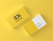 SAS Brand identity