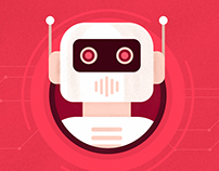 Chatbots - The Future of IT Support (Blog Cover)