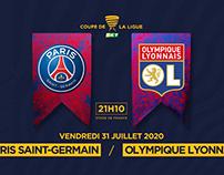 Finale Coupe de la Ligue BKT
