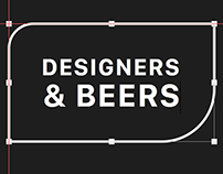 Event Card: Designers & Beers in London