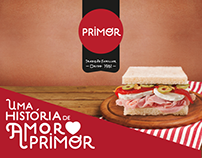 PRIMOR | Promotional Campaign