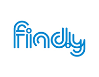 Findy app Brand Identity