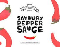 Savoury Pepper Sauce