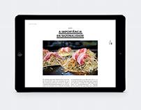 Wanderlust Digital magazine