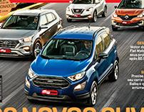 Revista Quatro Rodas - CAPA Edição 698