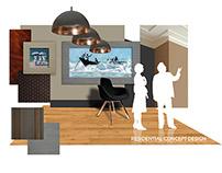 Private Residence - Interior Design Concept