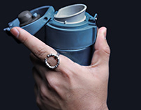 How can a ring help you to stay hydrated?