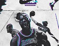 LeBron James Nike Design