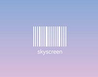 Skyscreen app
