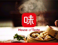 House of Taste Animation Video