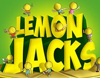 7Up - Lemonjacks Brand Website