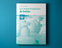 Brochure institutionnelle Hôpital de Gaillac