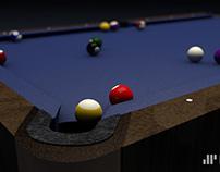 Apertura de pool 3D