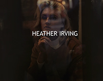 HEATHER IRVING in Shoreditch