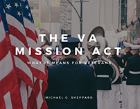 The VA Mission Act: What It Means For Veterans
