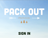 Pack Out