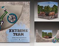 Extreme Team: 2015 PPA Student Design Challenge