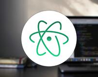 Atom Text Editor - Icon Redesign