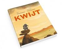 Children's book 'Kwijt' (Lost in English)