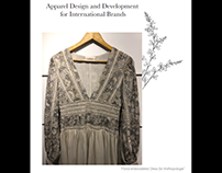 Apparel Design and Development for International Brands