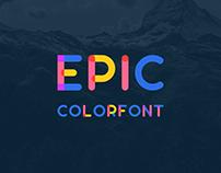 Epic Colorfont