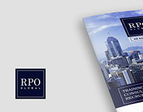 RPO GLOBAL HR CONSULTING - Brochure Design