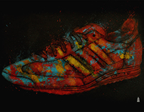 Starsky & Hutch's Adidas SL72