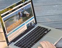 Branding + Web Design // Coral Bay Kitesurfing