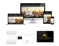 Rechtsanwalt Glöckner | Logo Design | Corporate Design
