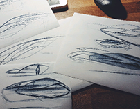 Car interior | Sketches/Doodles #1