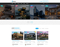 Penates - Amazing Real Estates PSD Template