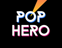 Pop Hero — Music Video App