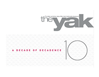 Yak 10 year awards