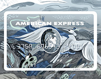 American Express: Imagined Designs
