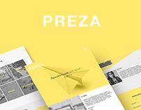 WEB | preza