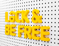 LOCK & BE FREE. Project 360º. Lockers