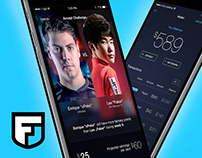 Flwless eSport Betting App