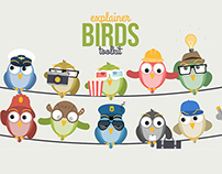 Explainer Birds Toolkit