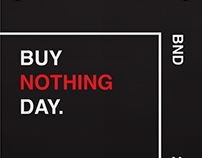 Buy Nothing Day 2015
