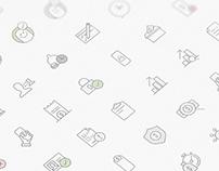 Icons BANCA INTESA