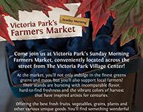 Farmer's Market Branding