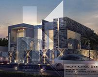 Al Jaida Villa - Qatar - New Islamic